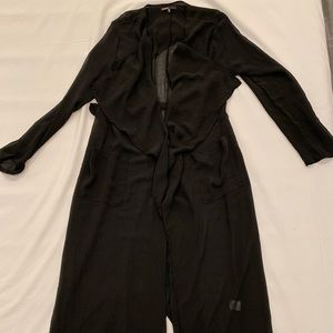 Light weight fashion trench jacket